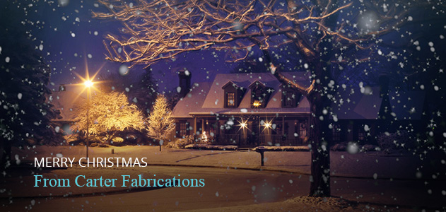 Merry Christmas from Carter Fabrications