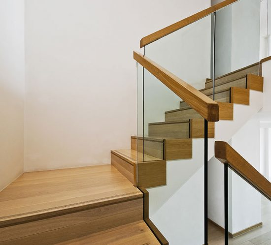 Repositioning Staircase